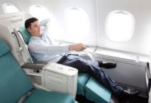 Prestige Class im A380, Foto: Korean Air