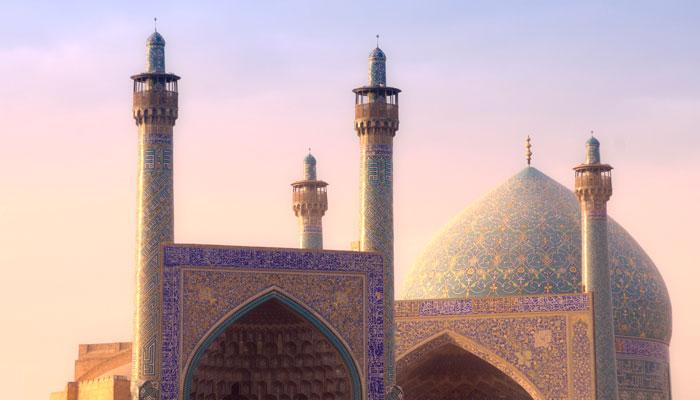 Isfahan Moschee; Foto: iStock.com/tunart