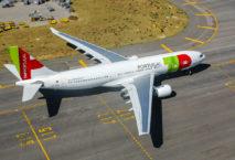 Eine A330 der TAP auf dem Rollfeld; Foto: TAP Air Portugal