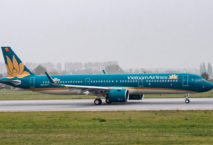 Die A321 neo der Vietnam Airlines. Foto: Vietnam Airlines