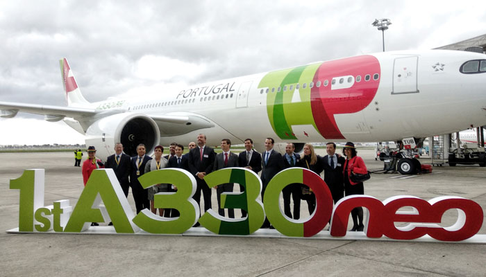 A330-900neo. Foto: TAP Ai