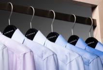 ETERNA-Hemden auf der Stange; Foto: ETERNA