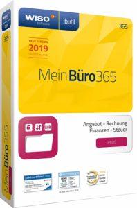 Packshot WISO Mein Büro 365