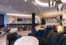 United Polaris Lounge am Los Angeles International Airport. Foto: United