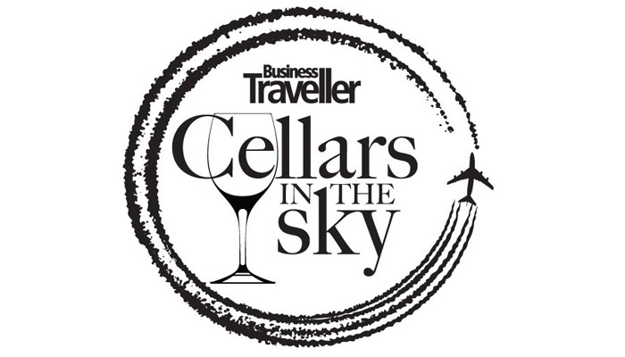 Logo Cellars in the sky
