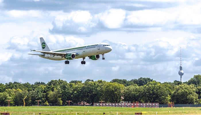 Aus für Germania: Die Airline stellt den Flugbetrieb ein. Foto: Germania