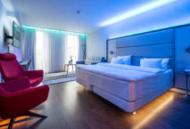 Mood Room im NH Collection Berlin Mitte. Foto: NH Hotel Group