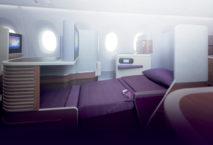 Stelia Solstys bei Thai Airways; Foto: PR