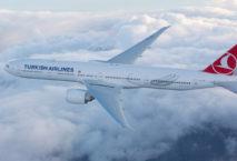 Triple Seven von Hongkong nach Istanbul. Foto: Turkish Airlines