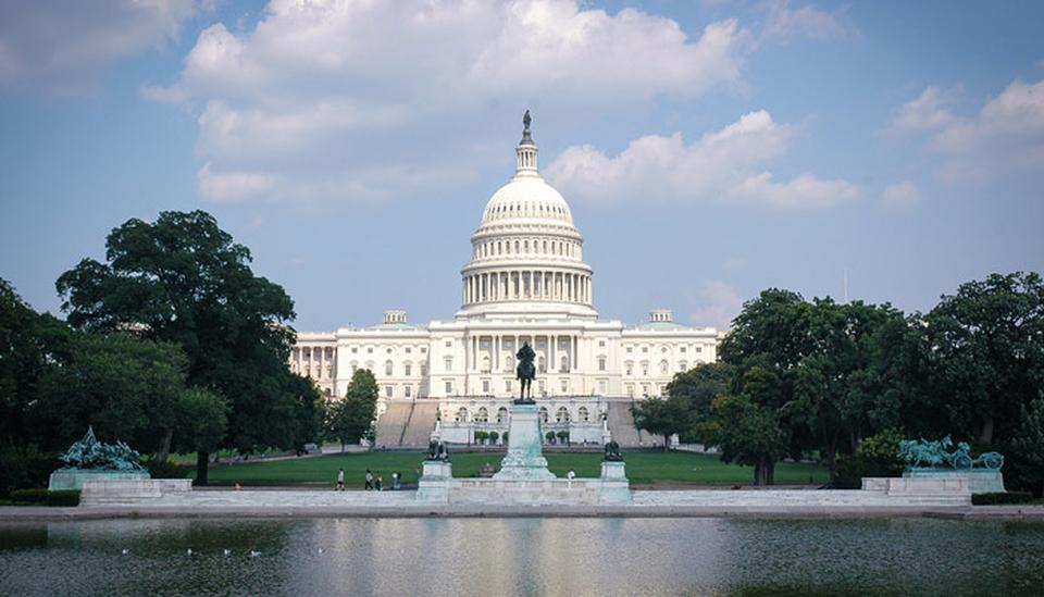 Capitol Washington; Foto: iStock.com/zrfphoto