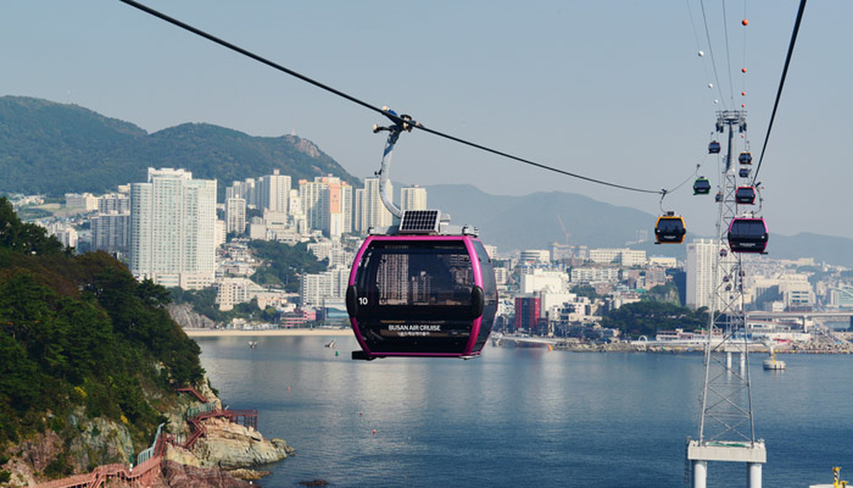 Busan Air Cruise; Foto: © Korea-Tourism-Organization