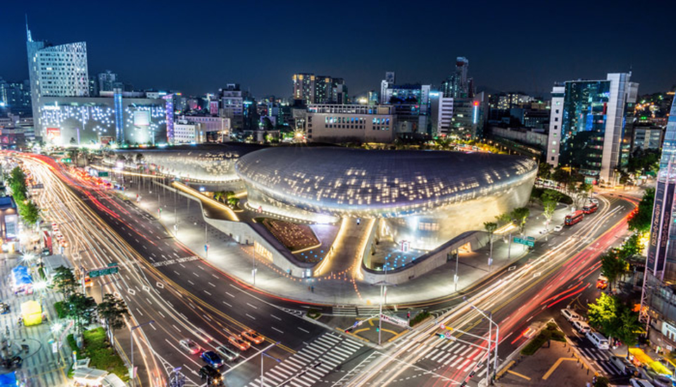 Dongdaemun Design Plaza; Foto: ©Korea Tourism Organization