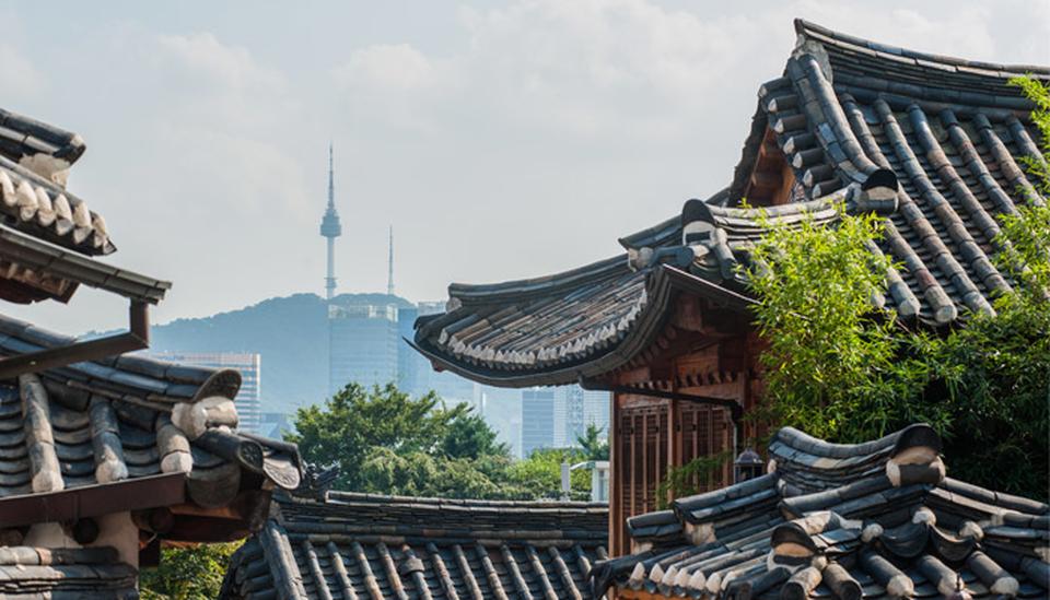 Samcheongdong Street; Foto: © Korea Tourism Organization