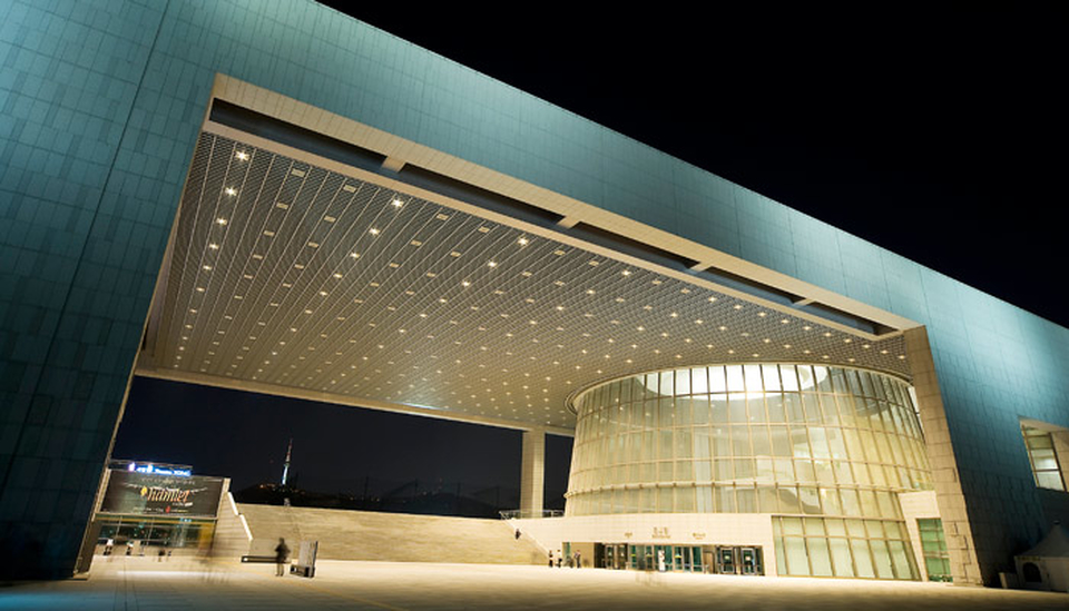 Seoul, The National Museum of Korea; Foto: © Korea Tourism Organization