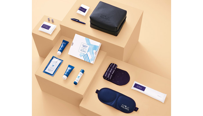 Amenity Kit United Polaris; Foto: United Airlines