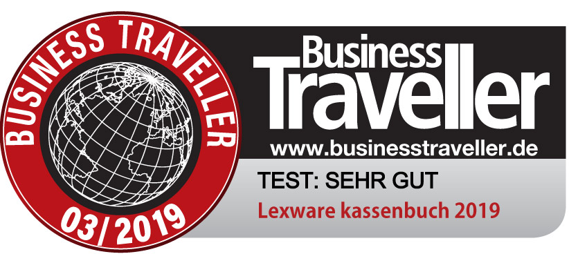 Lexware-Test Button kassenbuch 2019
