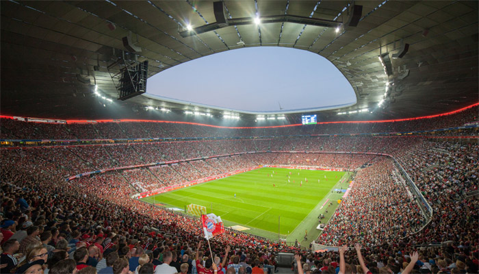 Allianz Arena; Foto: FC Bayern München AG