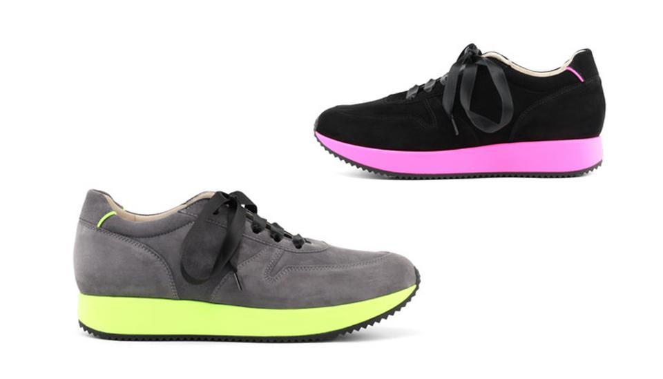 Sneakers von Peter Kaiser; Foto: PR