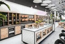 Smarter Industriechic: der Frühstücksbereich des geplanten Vienna House in Breslau. Rendering: Wroclaw©Vienna House