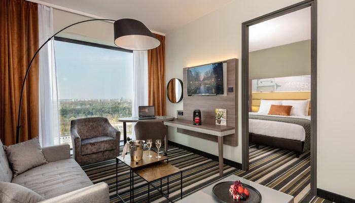 Zimmeransicht; Foto: Leonardo Hotel Group