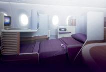 Stelia Solstys bei Thai Airways. Foto: Thai Airways