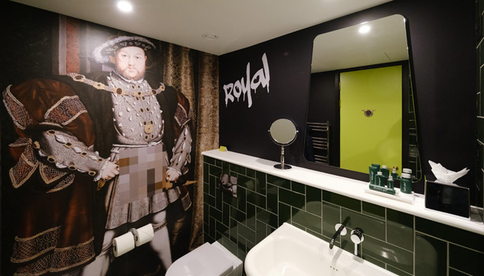 nhow London; Foto: NH Hotel Group