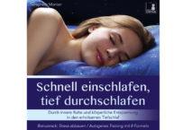 Einschlaf-CD von Seraphine Monien. Cover: Sera Benia Verlag