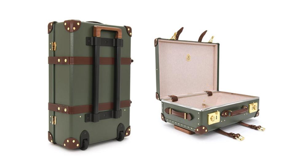 Koffer von Globe-Trotter; Foto: PR
