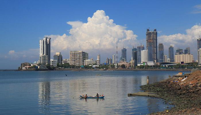Mumbai Fort-Viertel; Foto: iStock-908151768_TkKurikawa