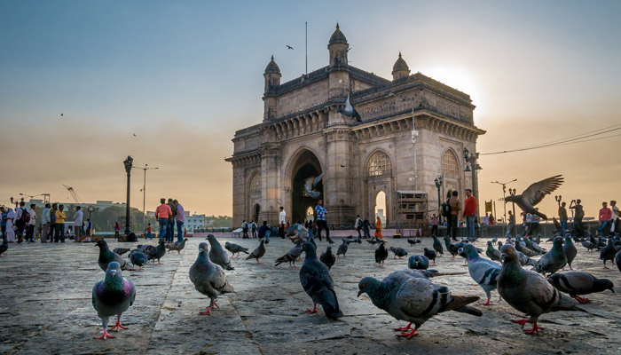 Mumbai Gateway of India; iStock-918564548_SJPailkar