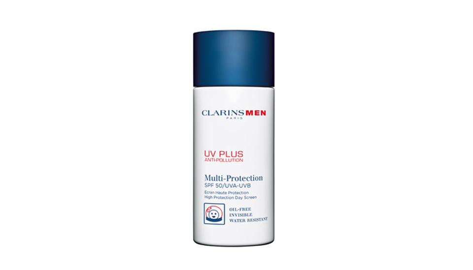 ClarinsMen UV Plus Multi-Protection SPF 50 (50ml)