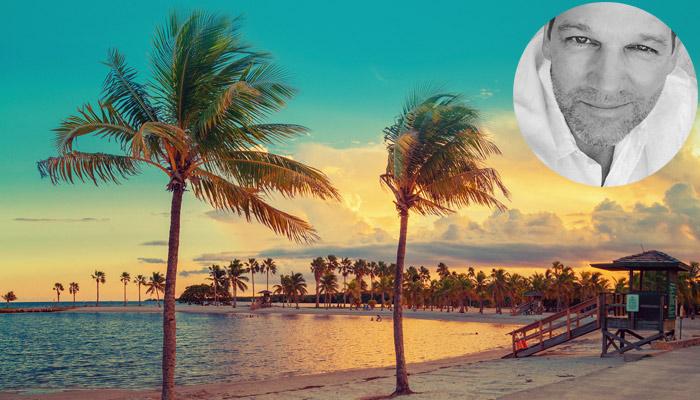 Kai Böcking, Miami Beach; Foto: iStock.com/THEPALMER; privat