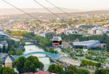 Tiflis. Foto: iStock.com/RAndrey