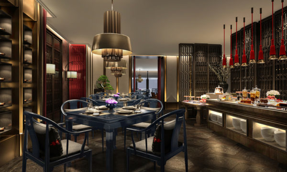 Image: Diaoyutai MGM Hospitality
