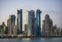 Skyline Doha; Foto: iStock.com/Ahmed Abdel Hamid