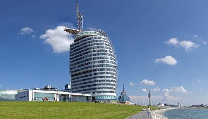 Atlantic Hotel Sail City in Bremerhaven. Foto: ATLANTIC Hotels