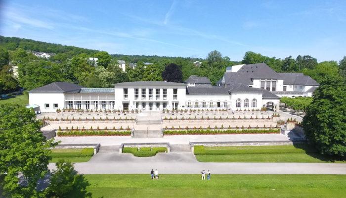 Gute Aussichten: Ihr Event im Dolce by Wyndham Bad Nauheim. Foto: CONPARC Hotel & Conference Centre Bad Nauheim GmbH