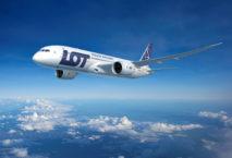 Fliegt im Sommer von Warschau nach Washington D.C.: die Boeing 787 Dreamliner der LOT. Foto
