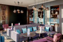 Die Lounge im Premier Inn Hamburg City. Foto: Premier Inn