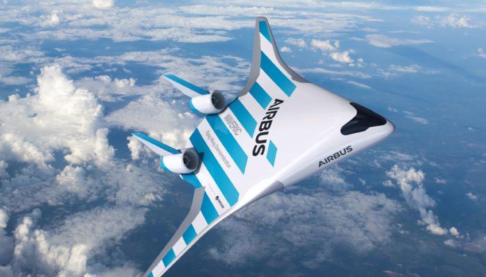 Das Modell Maveric von Airbus. Foto: Airbus