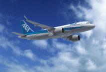 Bleibt in der Luft: ANA fliegt weiter nach Deutschland. Foto: ANA/Airbus