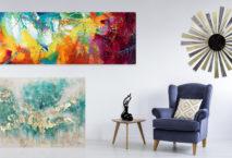 Kunstloft.de bringt hochwertige Gemälde direkt ins Haus. Foto: Kunstloft.de