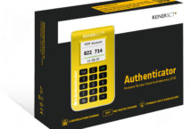REINER SCT Authenticator. Bild: PR