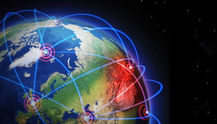 Unsere aktuelle Übersicht weltweiter Krisenherde. Foto: iStock.com/loops7