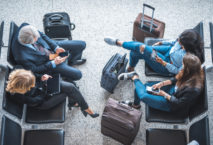Neue Tools von American Express Global Business Travel für sicheres Reisen. Foto: iStock