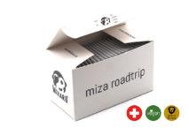 "Zu gewinnen: ""miza roadtrip"" mit 25 mizaru."