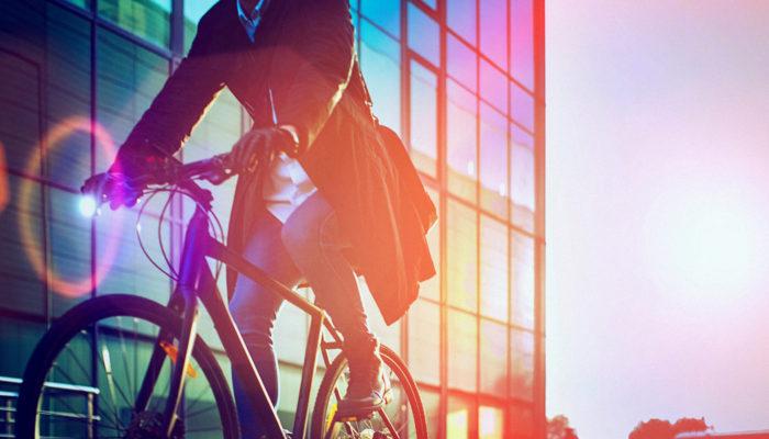 Wie grün können Geschäftsreisen künftig sein? Foto: iStock.com/gruizza