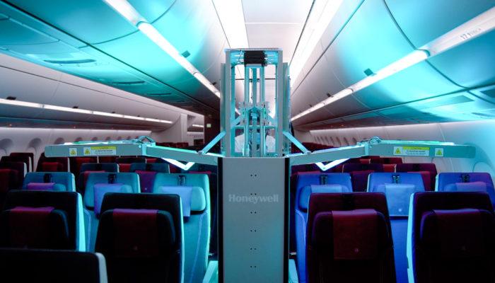Qatar Airways Honeywell