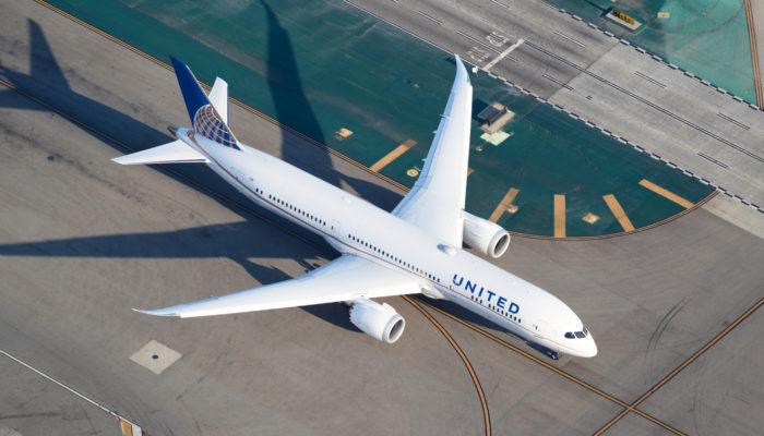 United Airlines New York JFK