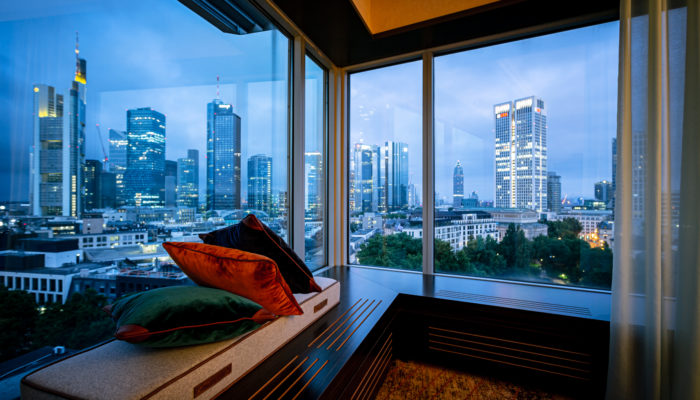 Hilton Frankfurt City Centre. Foto: Hilton
